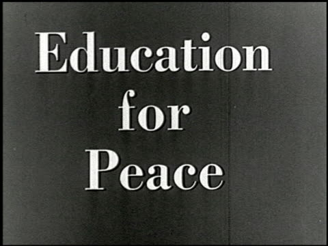 education for peace - 1 of 10 - see other clips from this shoot 2144 stock videos & royalty-free footage