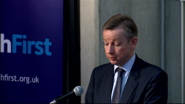 Education Secretary Michael Gove outlines education reforms Landmark work by Professor Michael Barber for McKinsey backed up by the research of...