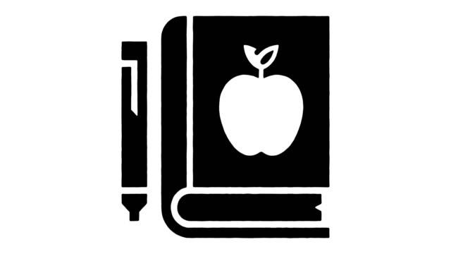 vidéos et rushes de dessin de ligne stem education - animation d'éclaboussures d'encre avec alpha - littérature