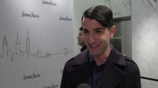 interview edward barsamian on his favorite neiman marcus memory at neiman marcus hudson yards grand opening at hudson yards on march 14 2019 in new... - neiman marcus stock videos & royalty-free footage