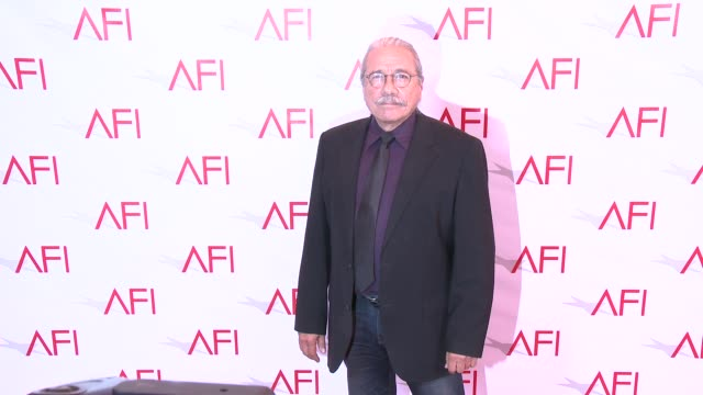 edward james olmos at 17th annual afi awards at four seasons hotel los angeles at beverly hills on january 06, 2017 in los angeles, california. - four seasons hotel stock videos & royalty-free footage