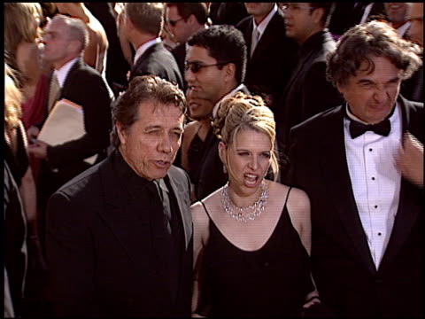 edward james olmos at the 2004 emmy awards arrival at the shrine auditorium in los angeles, california on september 19, 2004. - shrine auditorium stock videos & royalty-free footage