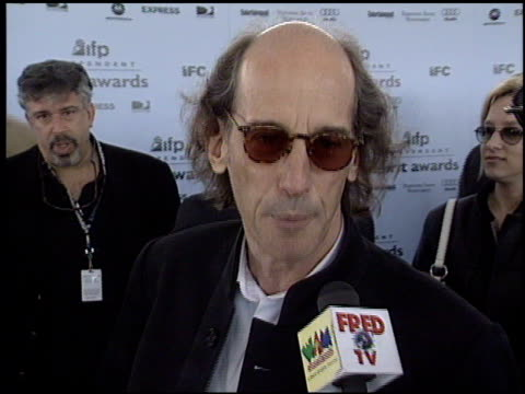 edward lachman at the 2003 ifp independent spirit awards on march 22 2003 - ifp independent spirit awards stock videos and b-roll footage