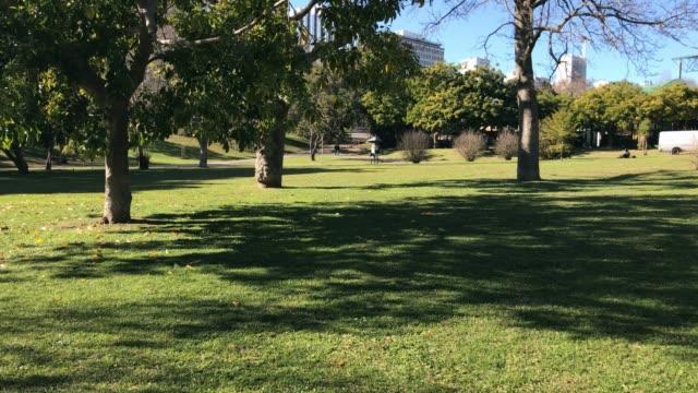 vidéos et rushes de edward vii park à lisbonne - parc public