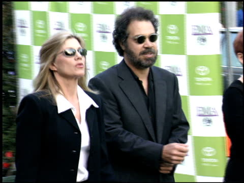 edward zwick at the environmental media awards at wilshire ebell theatre in los angeles, california on october 1, 2005. - environmental media awards stock-videos und b-roll-filmmaterial