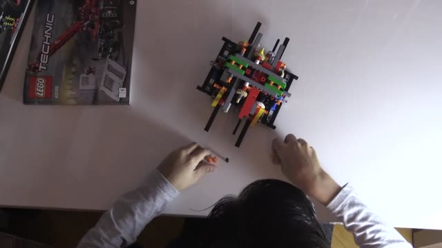 efe bilgili an 11yearold boy living in central turkey has transformed his house into a lego workshop by combining about 100000 lego pieces residing... - vessel part stock videos & royalty-free footage