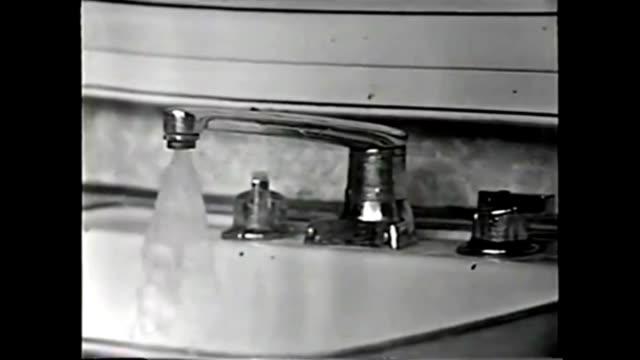 1959 efficient water use: johns hopkins science review - 1959 bildbanksvideor och videomaterial från bakom kulisserna