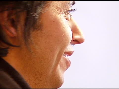 efren ramirez at the aerie spa at the village at the lift in park city, utah on january 18, 2007. - カナダ ビクトリア市点の映像素材/bロール
