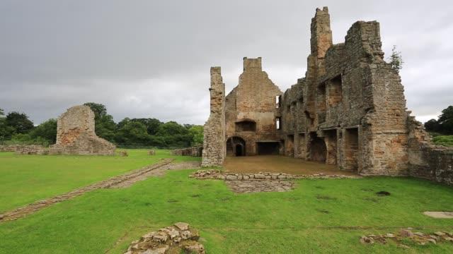 vidéos et rushes de egglestone abbey, near barnard castle town, county durham, england, uk - durham angleterre
