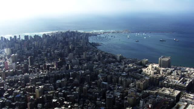egypt, alexandria: - egitto video stock e b–roll