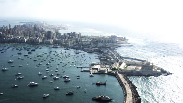 egypt, alexandria: - egypt stock videos & royalty-free footage