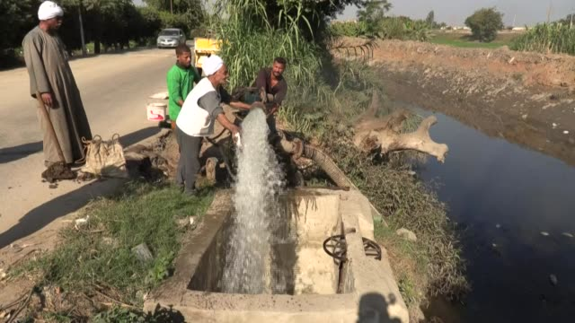 egypt's lifeline since pharaonic days and the source of 97 percent of its water is under massive strain from pollution and climate change and now the... - ethiopia stock videos & royalty-free footage