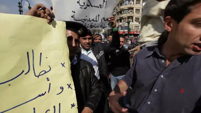 Egypt's Schools universities and the Cairo stock exchange are reopening for the first time since the uprising against President MubarakPresident...
