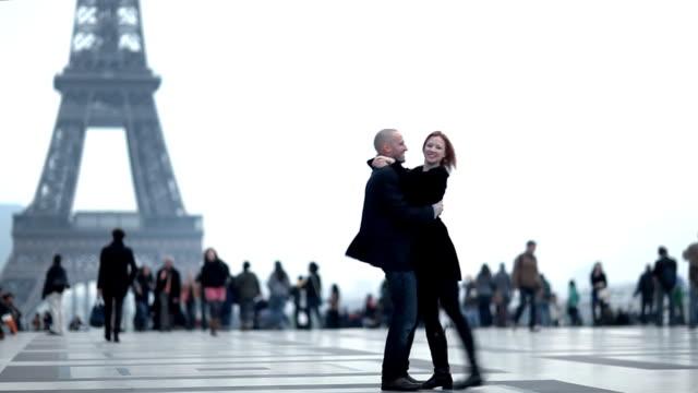 Eiffel Paar