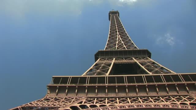 MS, LA, PAN, Eiffel Tower against sky, Paris, France