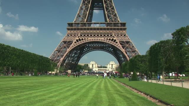 WS, TU, LA, Eiffel Tower, Paris, France