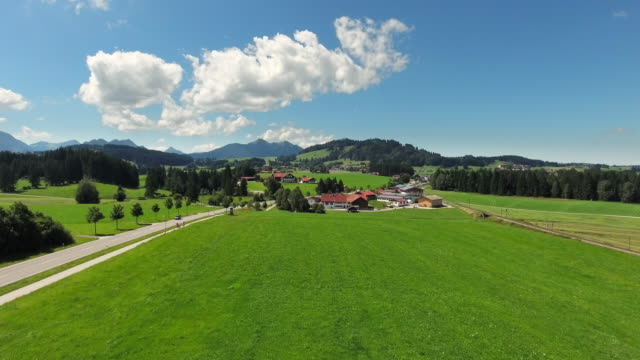 Eisenberg Villages In East Allgau In Bavaria