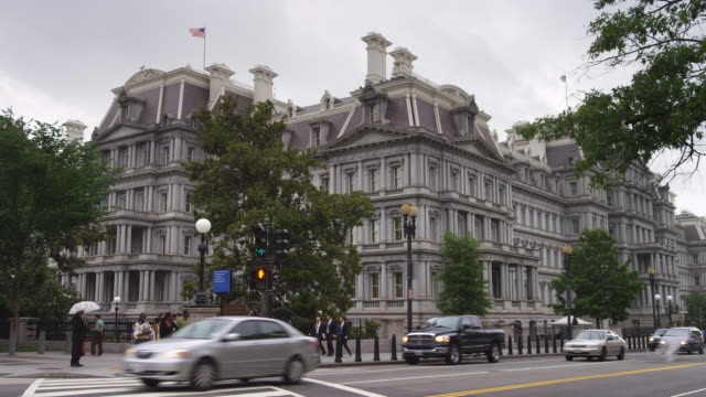 Eisenhower Executive Office Building, Washington DC. Shot in 2012.