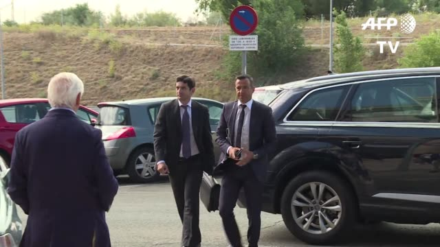 El agente de futbolistas Jorge Mendes declaro el martes ante una jueza espanola como parte de una investigacion contra el colombiano Radamel Falcao...