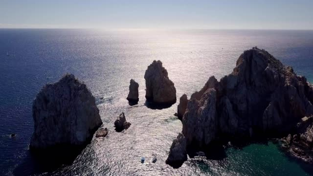 el arco cabo - cabo san lucas stock videos and b-roll footage