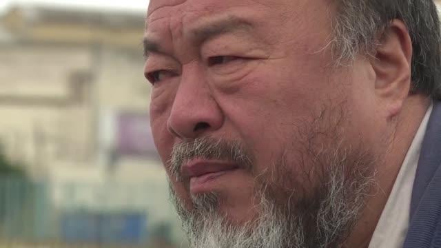 El artista y activista chino Ai Weiwei dijo que America Latina esta mucho mas avanzada que China en relacion a las libertades individuales y que...