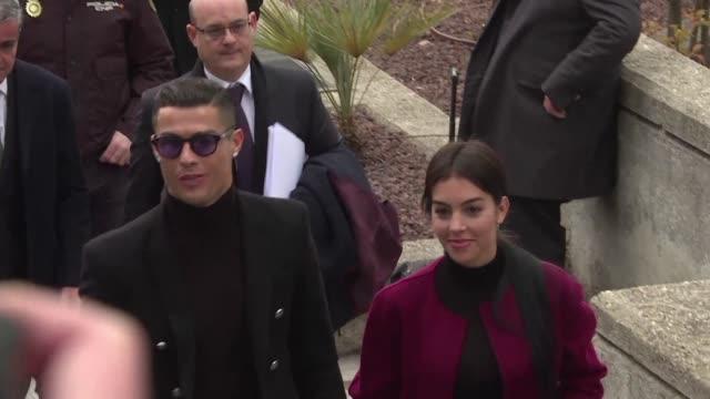 El astro portugues Cristiano Ronaldo fue condenado el martes en Madrid a dos anos de carcel una pena que no tendra que cumplir y a una millonaria...