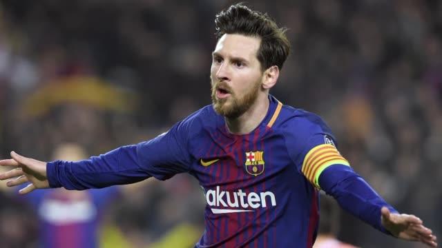 vídeos y material grabado en eventos de stock de el barcelona se metio el miercoles por undecima vez consecutiva en los cuartos de final de la liga de campeones al ganar 30 al chelsea liderado por... - liga de campeones
