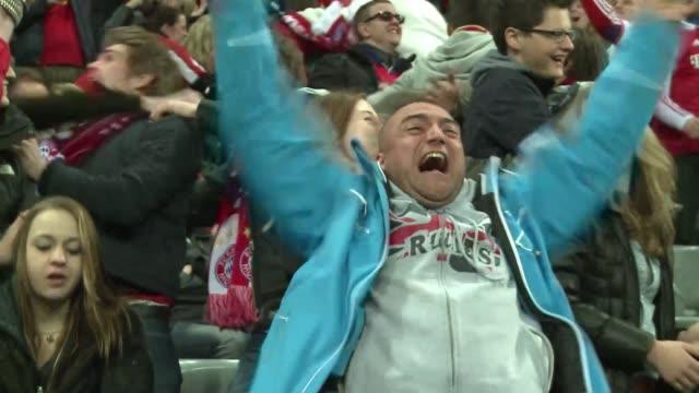 El Bayern de Munich consiguio el sabado su quinta Liga de Campeones frente al Borussia Dormund gracias a un gol de Robben en el ultimo suspiro del...