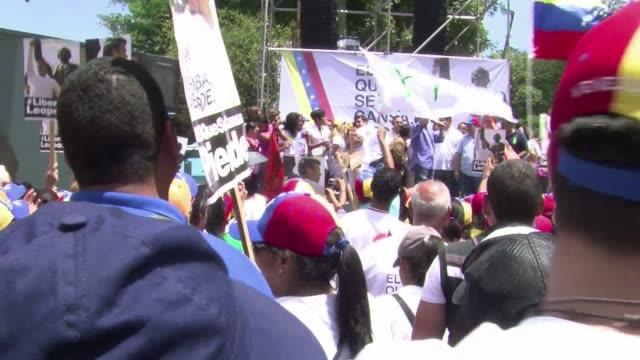 El chavismo lanzo una ofensiva judicial contra dos alcaldes y una diputada de la oposicion radical pese a los continuos llamados al dialogo del...