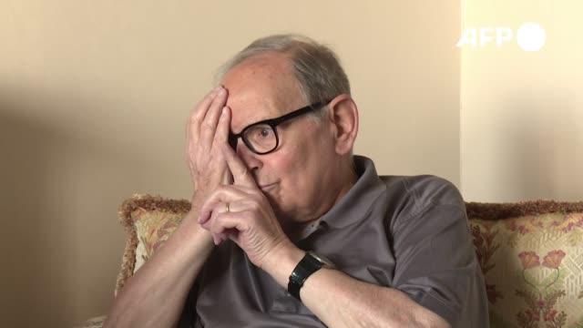 ITA: El celebre compositor italiano Ennio Morricone murio en Italia a los 91 años