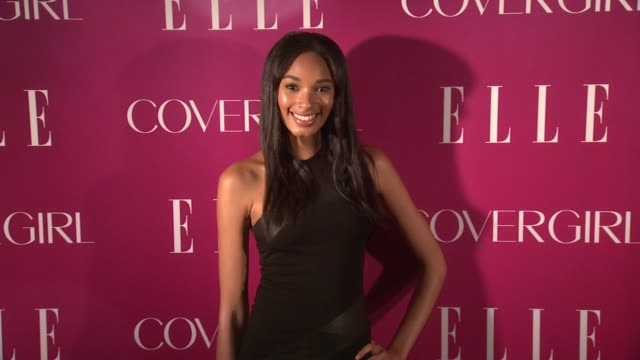 r'el dade at 4th annual elle women in music celebration arrivals at the edison ballroom on april 10 2013 in new york new york - edison ballroom stock videos & royalty-free footage