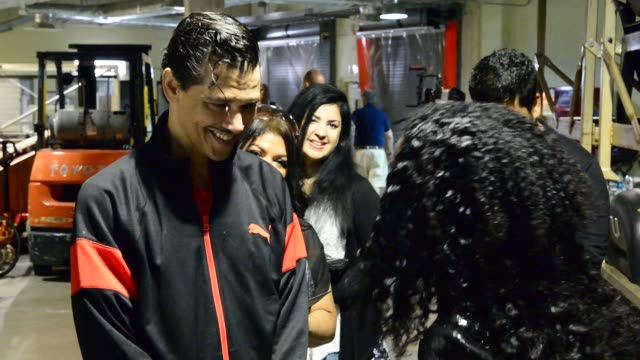 El DeBarge at the RB Love Fest 2015 at the BankUnited Center in Coral Gables in Miami at the BankUnited Center on in Miami Florida