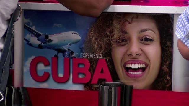 vídeos y material grabado en eventos de stock de el departamento de estado y la embajada cubana en washington anunciaron un acuerdo bilateral que permitira restablecer los servicios aereos regulares... - ee.uu