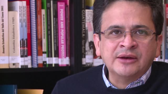 El director del Centro de Recursos para el Analisis de Conflictos Jorge Restrepo anticipa un aumento de la violencia en Colombia tras el final del...