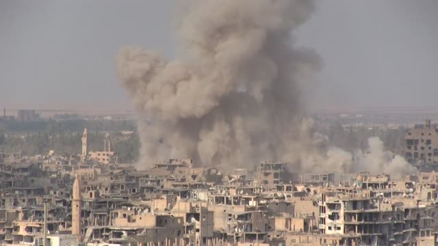 El ejercito sirio apoyado por su aliado ruso recupero la ciudad de Deir Ezzor que estaba en manos del grupo yihadista Estado Islamico asi lo confirmo...