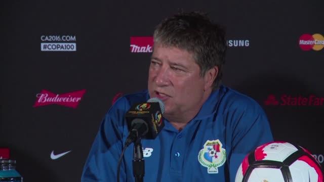 El entrenador de Panama Hernan Bolillo Gomez dijo que la victoria de sus dirigidos ante Bolivia en la Copa America Centenario se celebro porque es...