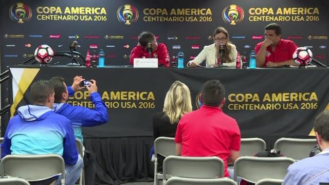 El entrenador de Panama Hernan Dario Gomez aseguro que su equipo intentara jugar mano a mano y hacer historia contra Argentina y el astro Lionel...