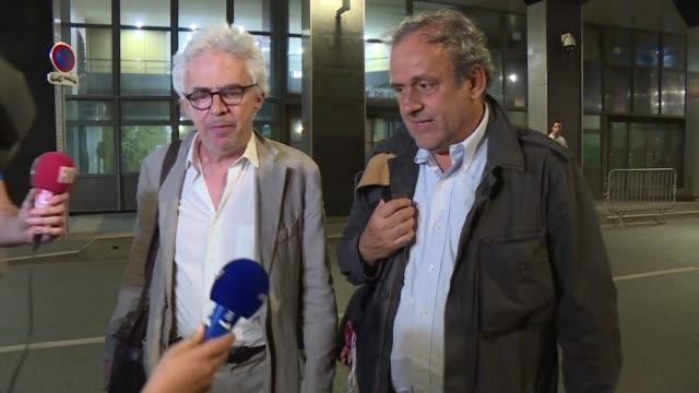 El exfutbolista frances y expresidente de la UEFA Michel Platini fue sometido el martes a un largo interrogatorio en el marco de las investigaciones...