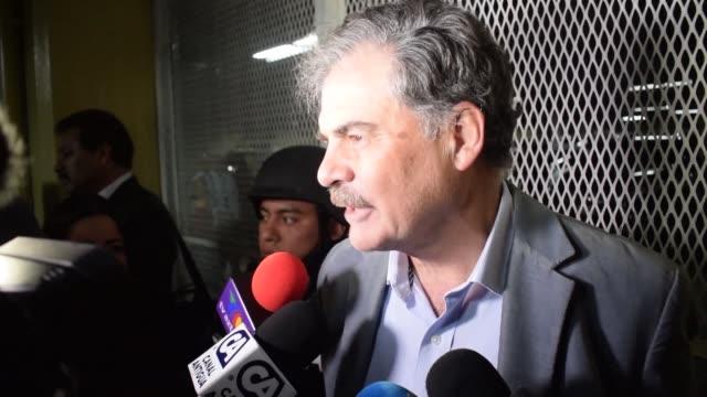 El exministro de Finanzas de Guatemala y alto oficial de la ONG Oxfam Internacional Juan Alberto Fuentes Knight fue detenido el martes junto al...