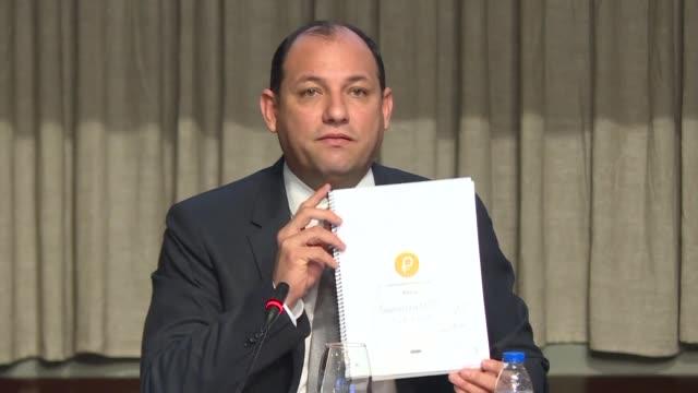 El gobierno de Venezuela taso el miercoles en 60 dólares el valor inicial del Petro la criptomoneda lanzada por el presidente Nicolas Maduro en medio...
