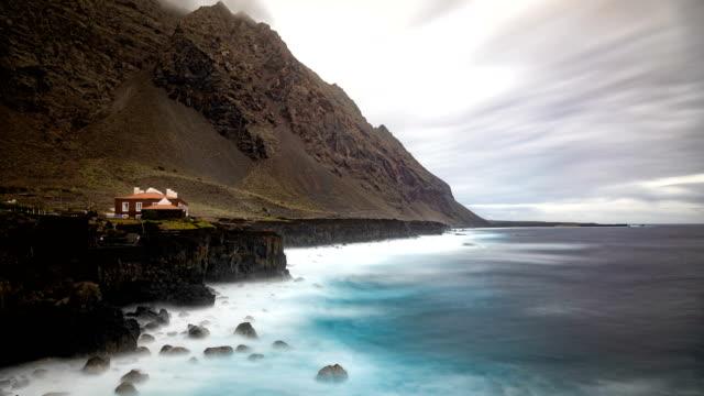 vídeos de stock, filmes e b-roll de el hierro island. canary islands. spain - hierro