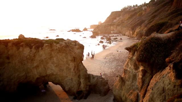 El Matador State Beach.