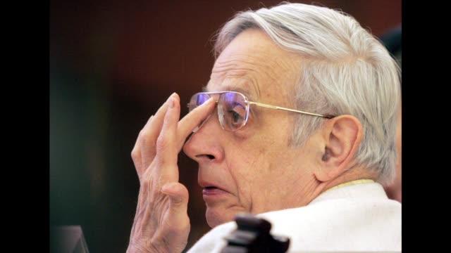 el matematico estadounidense john nash celebre por su trabajo sobre la teoria economica de los juegos y premio nobel de economia en 1994 fallecio el... - scienziata video stock e b–roll