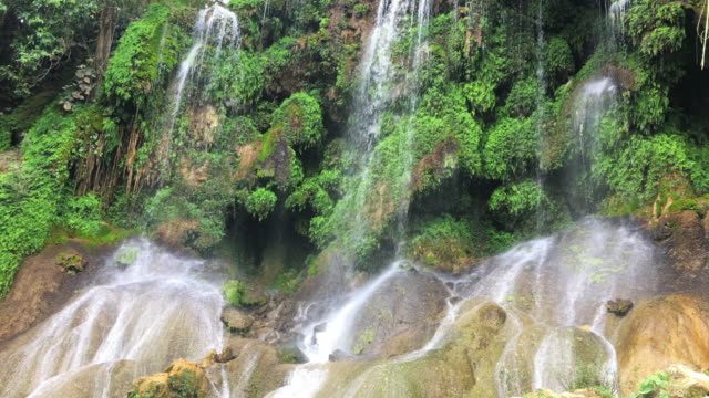El Nicho, Cuba: Beauty of nature in the Escambray mountains