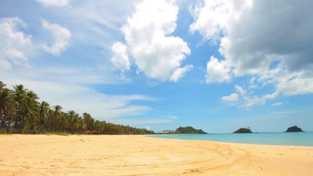 El Nido , Palawan  Philippines Beach Timelapse