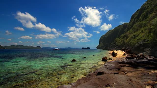 El Nido Palawan Philippines Beach Timelapse