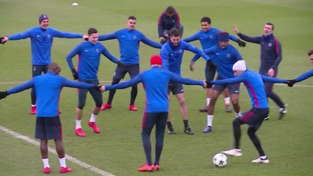 El Paris Saint Germain permanecia optimista el lunes de obtener una remontada frente al Real Madrid a pesar de la ausencia del lesionado Neymar en el...