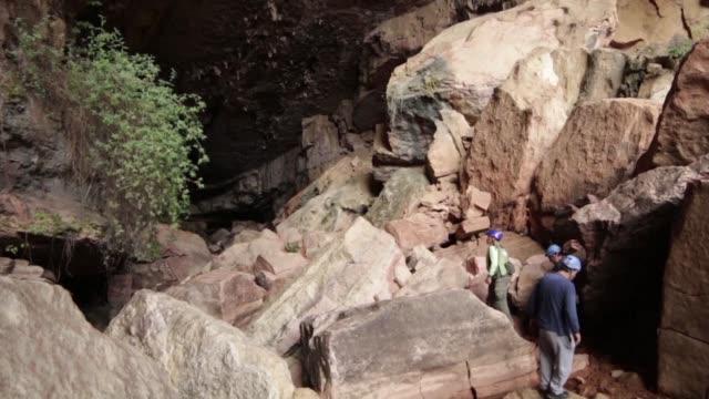 El Parque Nacional Torotoro ubicado en el corazon de Bolivia busca convertirse en el quinto geoparque de America declarado por Unesco
