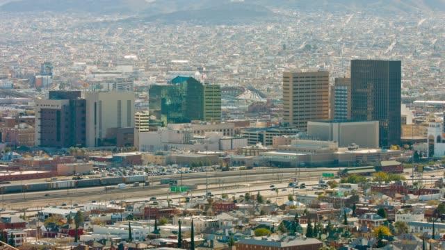 El Paso and Ciudad Juarez Border