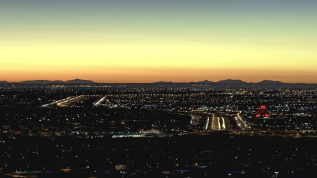 El Paso and Juarez Sunrise